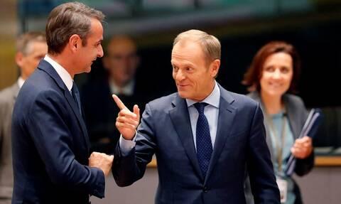 Μητσοτάκης: Η Ελλάδα και η Ευρώπη δεν μπορεί να εκβιάζονται από την Τουρκία