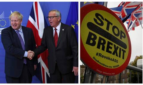 Brexit: Στο βρετανικό κοινοβούλιο η τύχη της συμφωνίας Λονδίνου-Βρυξελλών – Τα «αγκάθια»