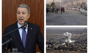 Ο Ερντογάν σκοτώνει Κούρδους με ναπάλμ και μετά κάνει την…«πάπια» - Ακάρ: Δεν διαθέτουμε χημικά όπλα