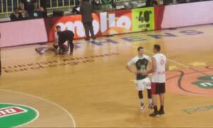 Παναθηναϊκός ΟΠΑΠ-Αρμάνι Μιλάνο: Το τετ-α-τετ Σκόλα και Φριντέτ (video+photos)