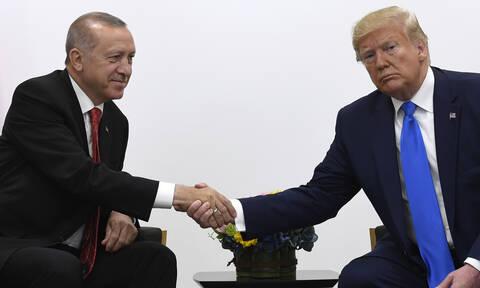 Εκεχειρία Συρία - Τραμπ: Ευχαριστώ Ερντογάν, θα σωθούν εκατομμύρια ζωές!