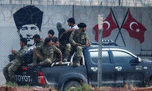 «Πηγή της Ειρήνης»: Ο αιματηρός απολογισμός των 9 ημερών – Σκοτώθηκαν 72 άμαχοι