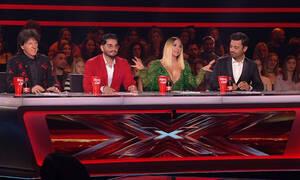 X Factor: Μας «ζάλισε» το μπούστο της Ασλανίδου! Η αποκαλυπτική της εμφάνιση στο πρώτο live (Photos)