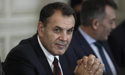 Παναγιωτόπουλος: Tα μαχητικά τα θέλουμε στις ασκήσεις και όχι στις παρελάσεις