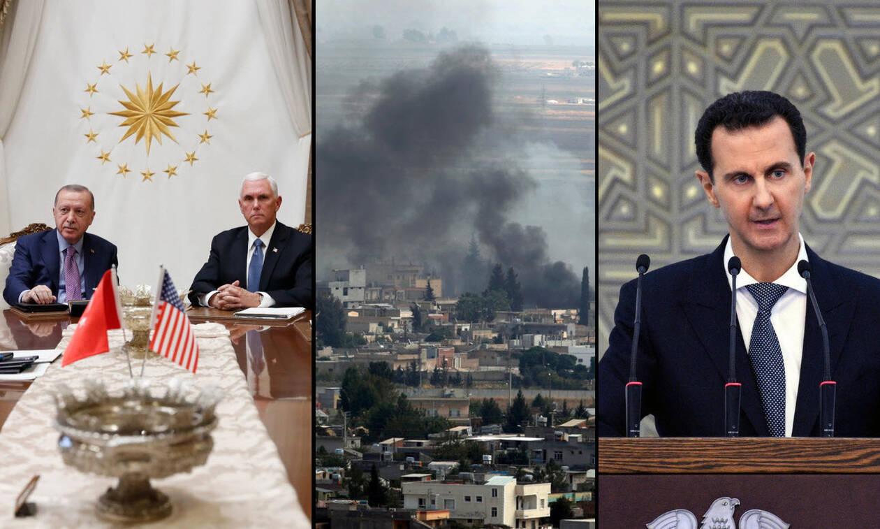 Συμφωνία για εκεχειρία στη Συρία: Οι κερδισμένοι, τα θολά σημεία και η στάση Κούρδων και Άσαντ