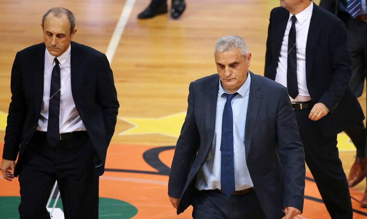 Πεδουλάκης: «Δεν χάθηκε το ματς στην τελευταία φάση του Καλάθη»