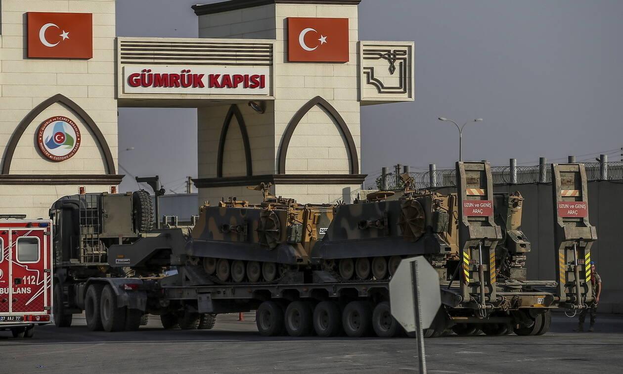 Η Τουρκία υποσχέθηκε στις ΗΠΑ ότι τα στρατεύματά της δεν θα παραμείνουν για πολύ καιρό  στη Συρία