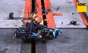 Τι νόημα έχουν τα crash test με αυτοκινητάκια από Lego;