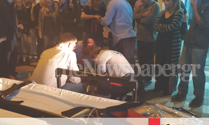 Τραγωδία στη Βόλο: Δεν τα κατάφερε η 60χρονη στην οποία έδωσε τις πρώτες βοήθειες βουλευτής της ΝΔ