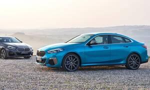 Ολοκαίνουργια BMW 2 Gran Coupe: Η αντίπαλος της Mercedes CLA είναι προσθιοκίνητη