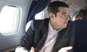 Άγρια επίθεση κατά του Τσίπρα μέσα στο αεροπλάνο: «Είσαι προδότης» - Δείτε το βίντεο