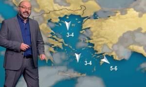 Καιρός: Φθινόπωρο... αγνοείται! Ο Αρναούτογλου προειδοποιεί: Δείτε τι θα γίνει μέχρι τέλος του μήνα