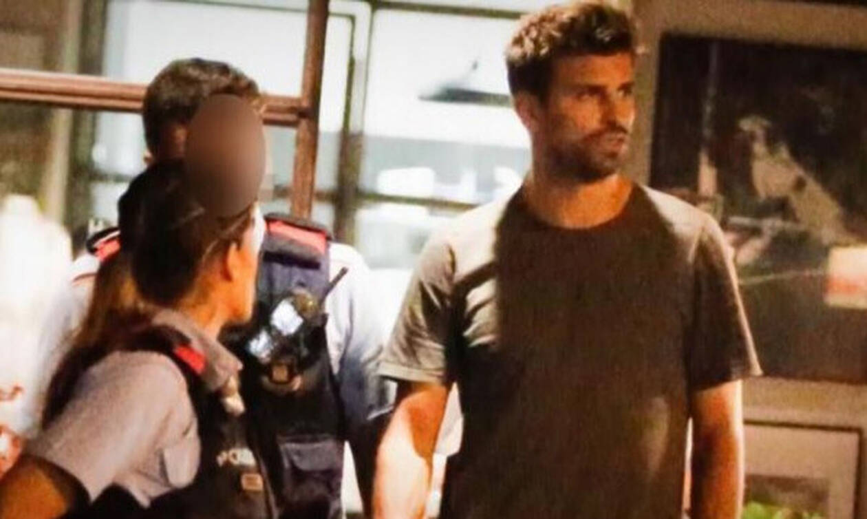 Ζεράρ Πικέ: Το νέο μπλέξιμο με την αστυνομία και η παρανομία