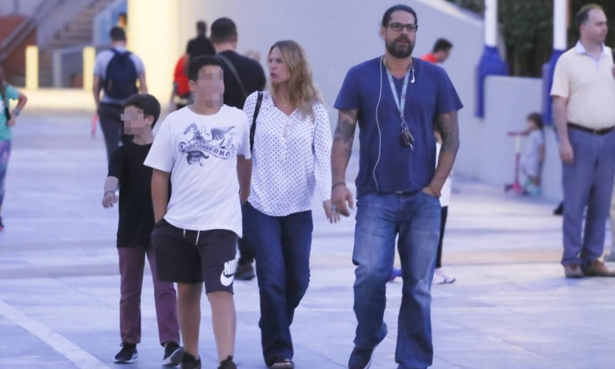 Λορέντζο Καριέρε: Η απίστευτη αλλαγή στην εμφάνισή του και η σπάνια δημόσια έξοδος με τους γιους του