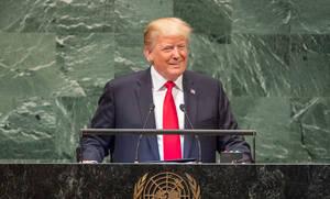 Τραμπ: Αποκάλεσε τρελή τη Νάνσι Πελόζι σε ομιλία του