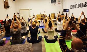 H νέα μόδα γυμναστικής: Κάνε γιόγκα πίνοντας μπύρες!