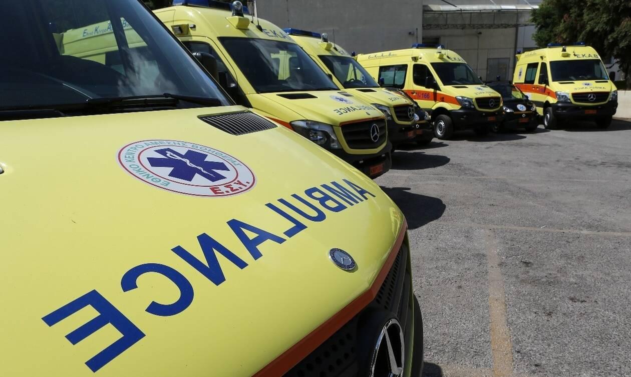 Δωρεάν συντήρηση 143 ασθενοφόρων του ΕΚΑΒ από τη δωρεά του Ιδρύματος Σταύρος Νιάρχος