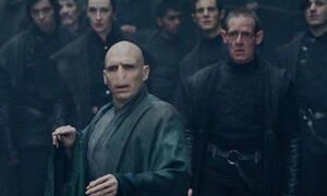 Harry Potter: Εσύ είχες παρατηρήσει το μυστικό που κρύβουν οι ρόμπες του Voldemort;