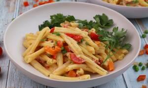 Η συνταγή της ημέρας: Σκιουφιχτά με κολοκύθα και τσορίθο