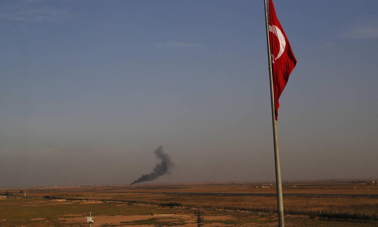 Ο Ερντογάν βομβαρδίζει αμάχους στη Συρία αδιαφορώντας για την εκεχειρία