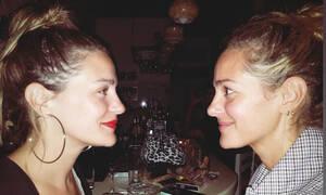 Νατάσσα Μποφίλιου: 5+1 φωτογραφίες με την αδερφή της – Η ομοιότητα είναι εκπληκτική (pics)