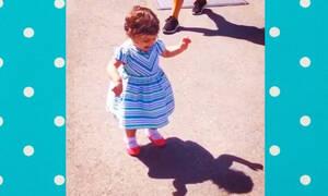 Μωρά βλέπουν τη σκιά τους - Δε φαντάζεστε πώς αντιδρούν