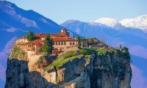 Το βίντεο με τα μοναστήρια της Ελλάδας που θα αγαλλιάσει την ψυχή σου!