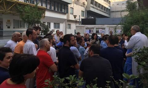 Σε αναβρασμό τα νοσοκομεία – Καθημερινές κινητοποιήσεις και απεργία την Τετάρτη 23/10