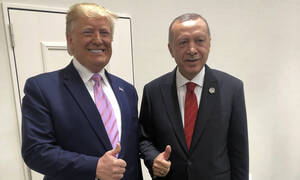 Τραμπ: Πιθανή μία συνάντηση με τον Ερντογάν στον Λευκό Οίκο - «Είναι ηγέτης»