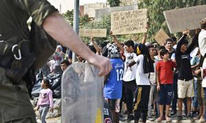 Μεταναστευτικό: «Πνίγεται» η Ελλάδα - Δραματική κατάσταση και επεισόδια στα κέντρα κράτησης