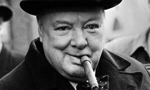 Στο σφυρί, πούρο που μισοκάπνισε ο Τσώρτσιλ το 1953