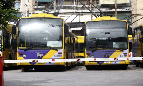 Trolleys hold work stoppage on Oct. 23