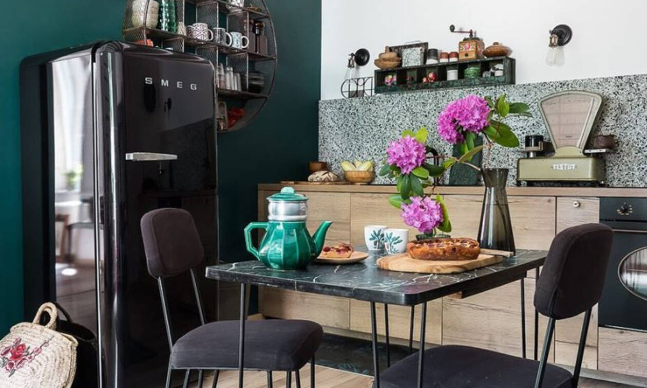 Θες να έχεις το πιο Instagrammable σπίτι; Το terrazzo είναι η απάντηση που ζητάς