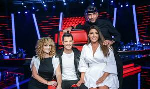 The Voice: «Διέρρευσε» βίντεο - Δε φαντάζεστε τι κάνουν οι coaches στα διαλείμματα!