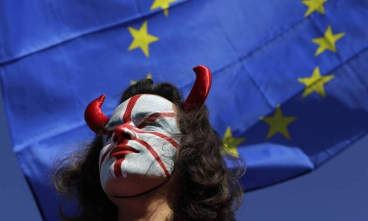 Λονδίνο: Μεγάλη διαδήλωση κατά του Brexit