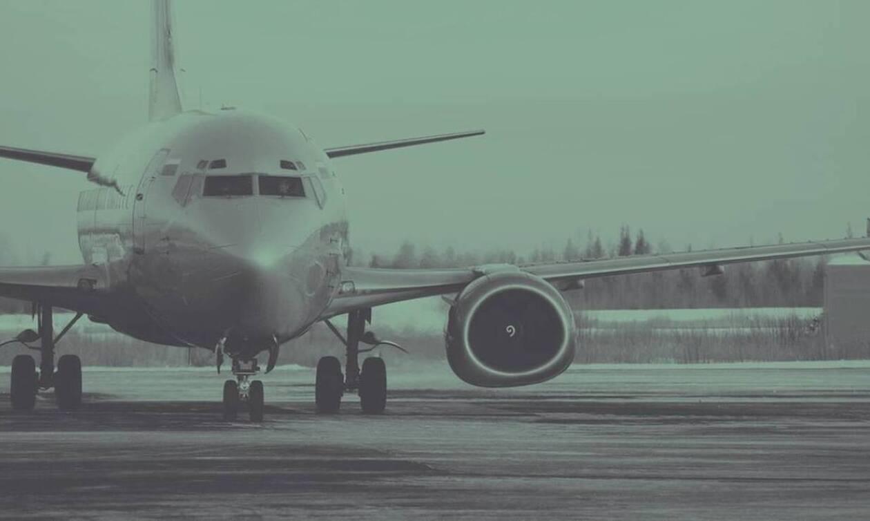 Θρίλερ σε πτήση: «Πάγωσαν» οι επιβάτες με αυτό που συνέβη (pics)