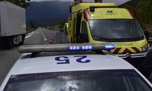 Καραμπόλα στον Κηφισό - Τέσσερις τραυματίες