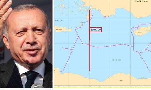 Ανησυχία για τον «τρελό» σουλτάνο: Μετά τη Συρία βάζει στο στόχο Ελλάδα και Κύπρο