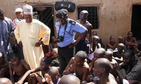 Νιγηρία: Οι αρχές απελευθέρωσαν 147 ανθρώπους από αναμορφωτήριο - σχολείο
