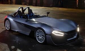 Το Kinetik 07 είναι η βουλγαρική απάντηση στο Tesla Roadster