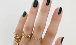Τα λαδί νύχια εξακολουθούν να είναι τα πιο κομψά