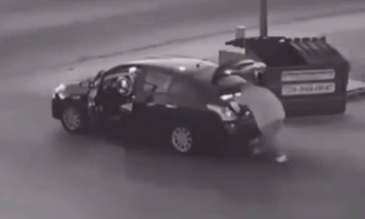 Σοκ: Άνδρας πέταξε στα σκουπίδια βαλίτσα με το πτώμα γυναίκας (pics+vid)