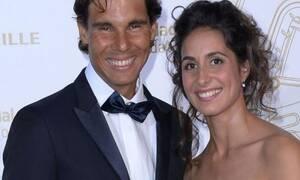 Ο Ραφαέλ Ναδάλ παντρεύτηκε τη σύντροφό του Μέρι Περέγιο στη Μαγιόρκα (photos+video)