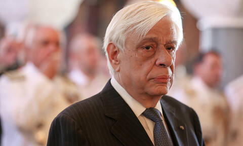 Pavlopoulos: When it comes to the defence of peace and democracy, hesitations or delays not allowed