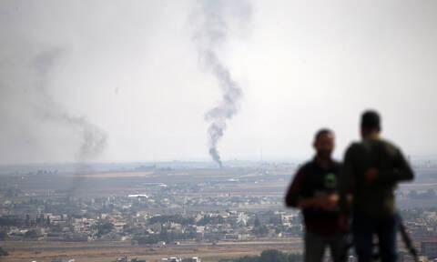 ΗΠΑ: Συνεχίζουν την απόσυρση των δυνάμεών τους από βάσεις στη βόρεια Συρία