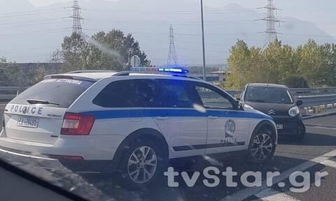 Ηλικιωμένος οδηγός σκόρπισε τον τρόμο στην Εθνική Οδό Αθηνών - Λαμίας