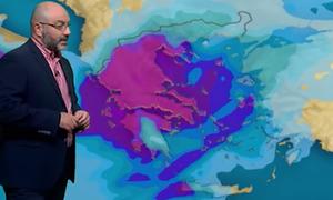 Καιρός: Όλα δείχνουν... χειμώνα! Η προειδοποίηση του Σάκη Αρναούτογλου για επιδείνωση του καιρού