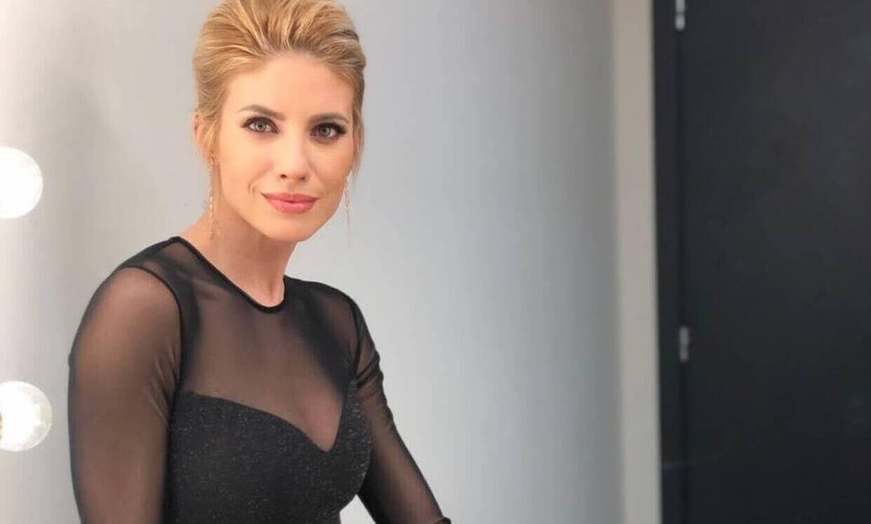 Ευαγγελία Αραβανή: Δυσάρεστα νέα για την παρουσιάστρια (pics)