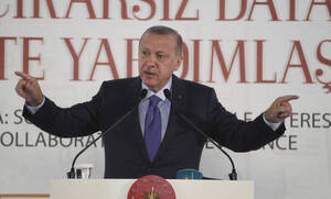 Διψά για αίμα ο Ερντογαν: Ξαναμπαίνω στη Συρία αν ο Τραμπ δεν τηρήσει τις υποσχέσεις του