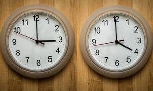 Αλλαγή ώρας 2019: Πότε θα γυρίσουμε τα ρολόγια